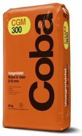 CGM300 zilvergrijs voegmiddel 5kg