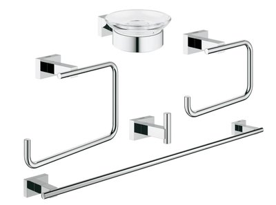 Grohe Essentials Cube Set 5-in-1