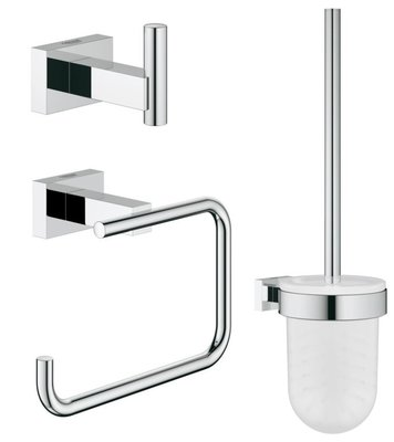 Grohe Essentials Cube Set 3-in-1