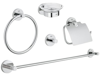 Grohe Essentials Set 5-in-1
