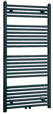 Design radiator Zero 120 antraciet