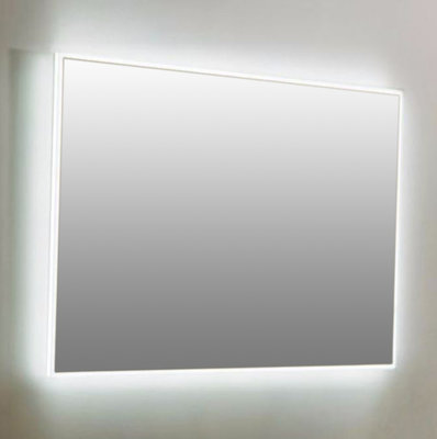 Spiegel Infinity LED 120cm