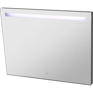 Goedkope badkamerspiegel met led 140x80 cm sanipower for Spiegel 140x80