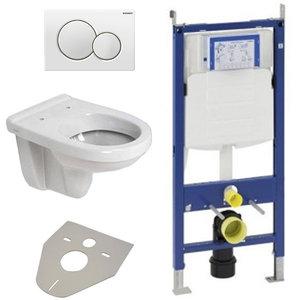 Geberit UP320 duofix complete toiletset